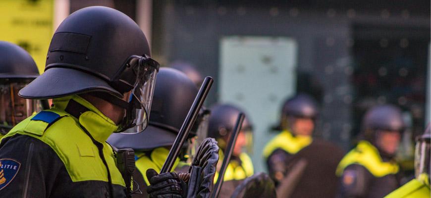 Metropolitan Police Accused Of Using Disproportionate Force Against Black People